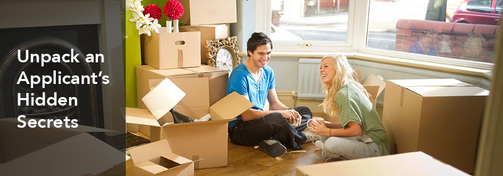 Unpack an Applicant's Hidden Secrets